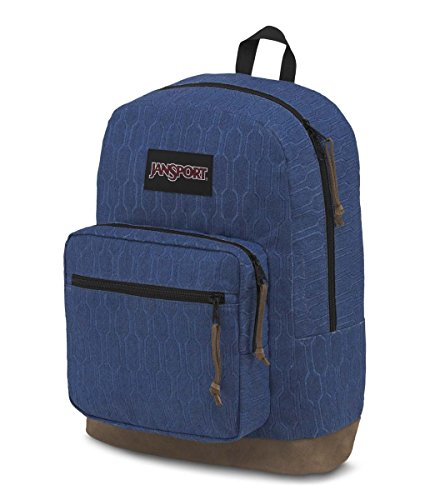 - JanSport Right Pack Digital Edition (Navy Hex Hive)
