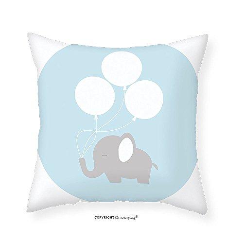 light blue baby swing giraffe - 3