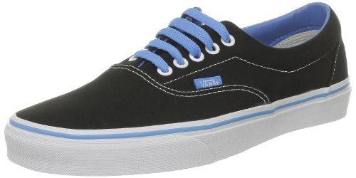 Vans Era, Zapatillas de skate Unisex Negro (Pop Black/Mal)