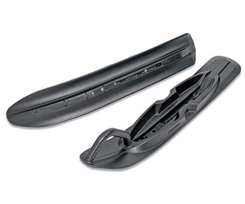 affordable Raider Black All-Terrain replacement Skis (1 Pair)