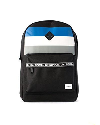 Blue Stripes 18 Spiral Black Sp L Casual 44 Daypack Og cm tEppq1w