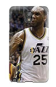 DanRobertse QdvNvyv2441nixry Skin For Case Samsung Galaxy S4 I9500 Cover (utah Jazz Nba Basketball (6) )