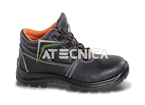 Scarpe antinfortunistica alte in pelle idrorepellente Beta Work 7243FT