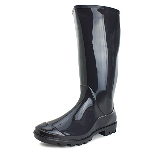 Women's Grey Outdoor Easy Rain Adults Season Four Boots HPqCw