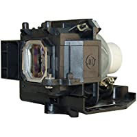 AuraBeam Economy NEC NP-M300W Projector Replacement Lamp with Housing