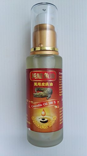 Crocodile Oil 100%