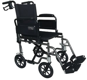 Compact Travel-Lite Premium Transporter ™ Compact Series 18 Standard adult with standard foot (Travel Mobility Series Scooter)