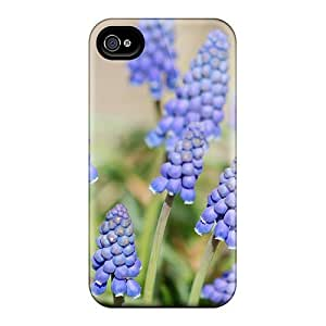 XiFu*MeiFor Iphone 4/4s Fashion Design Pearl Hyacinths Case-BZQ1542znOoXiFu*Mei