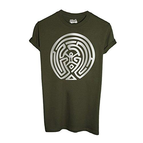 T-Shirt Westworld Labirinto - FILM by Mush Dress Your Style