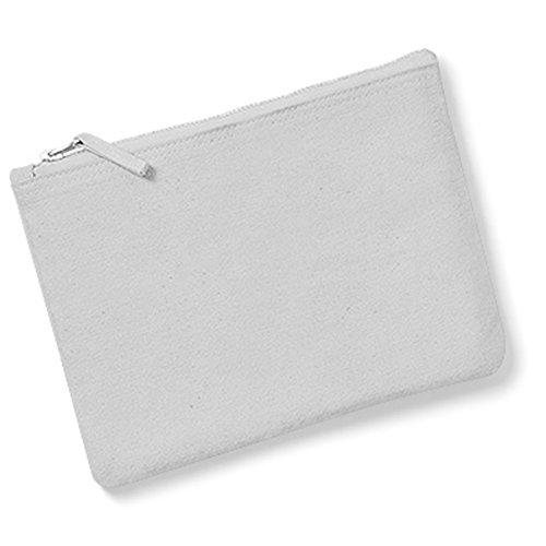 Westford Mill - Cartera de mano de Lona para hombre gris claro