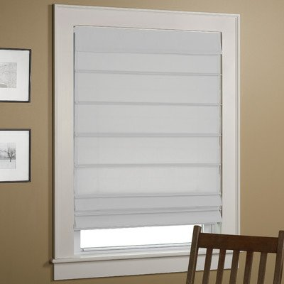 Green Mountain Products EZ-Glide Insulated Roman Shade, 3...