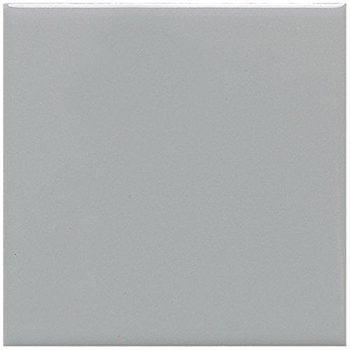 4.25 x 4.25 4.25 x 4.25 American Olean Tile 042A3401 Light Smoke B/&M Group 1 Tile