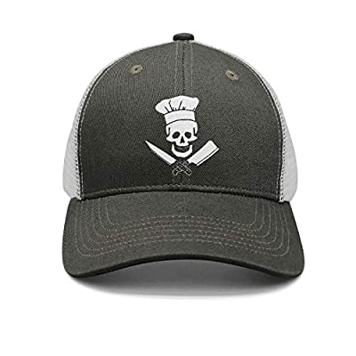 Keep 66 Unisex Hat + Baseball Cap + Dad Hat + Baseball Hat - Skull-Chef Cooking