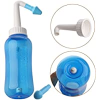 Designeez Nose Wash System Clean Sinus Allergies Nasal Pressure Neti Pot For Children And Adults