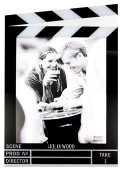 Clapboard Picture Frame -