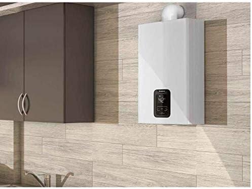 Ariston - Calentador de Gas Butano 16 Litros Instantáneo - Next Evo SFT 16L - Cámara Estanco - Bajo NOx: Amazon.es: Bricolaje y herramientas