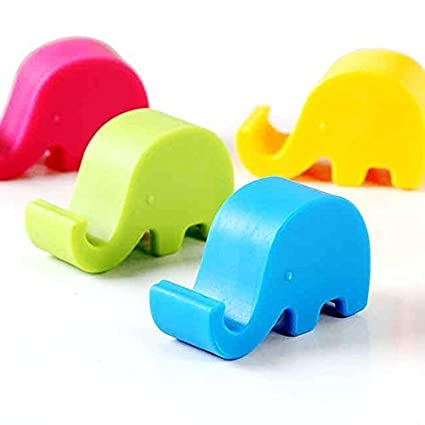 Amazoncom MAXROCK TM 2pcslot Lovely Elephant Stand Stents