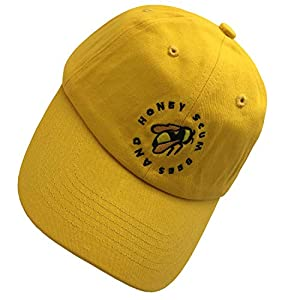 Golf Wang Baseball Cap Bee Dad hat Embroidery Baseball Cap Cotton Dad Hat Unisex