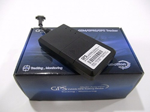 10PointZero GPS Tracker TK06A with Free GPS Monitor Software and Built in MIC