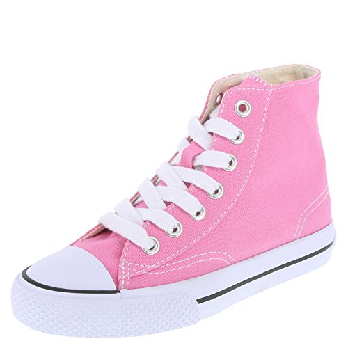 Airwalk Kids' Pink Kids' Legacee Sneaker High-Top 4 Regular