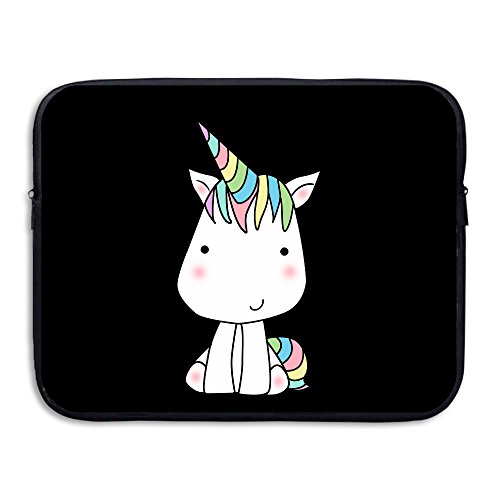 Little Unicorn Briefcase Handbag Case Cover For 13-15 Inch Laptop, Notebook, MacBook Air/Pro