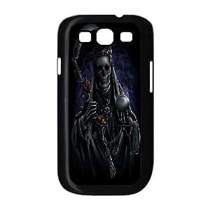 Wholesale Cheap Phone Case For Samsung Galaxy S3 -Santa Muerte-Grim Reaper-LingYan Store Case 1