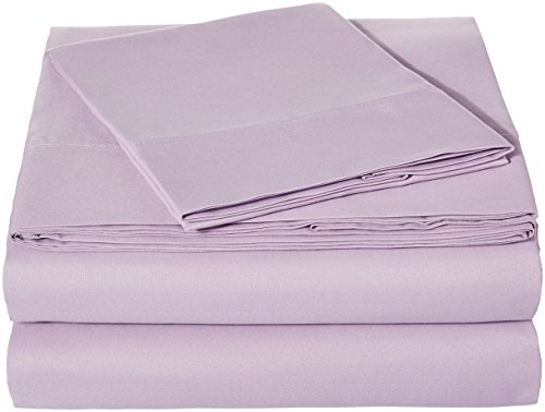 ber Sheet Set - Twin, Frosted Lavender ()