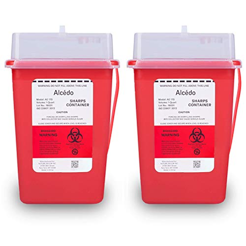Sharps Container for Home