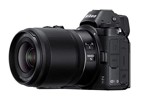 Nikon Z7 FX-Format Mirrorless Camera Body with NIKKOR Z 35mm f/1.8 S