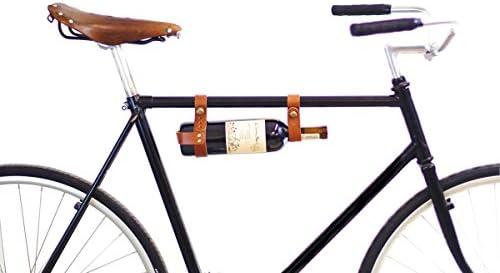Oopsmark Bicycle Wine Rack Carrier Bottle Holder
