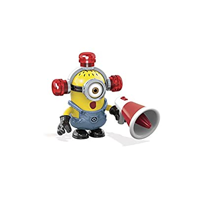 Mega Bloks Despicable Me Fire Rescue: Toys & Games