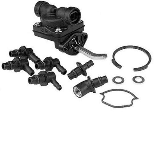 Lumix GC Gas Fuel Pump For John Deere 317 Tractor 300 Series (Pumps Series 300)