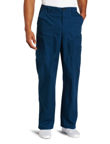 Carhartt Men's Ripstop Multi-Cargo Scrub Pant, Caribbean, X-Large (Clothing Knife)