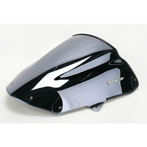 (Sportech V-Flow Chrome Series Windscreen for 2008-2010 Kawasaki ZX1000/600 Ninja ZX-10R/6R Models)