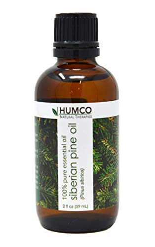 Humco Natural Therapies Siberian Pine Oil, 2 oz for sale  Delivered anywhere in USA