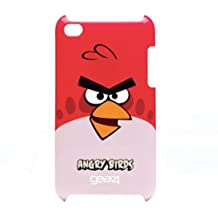 Gear4 Angry Birds Case for iPod Touch 4G, Red Bird