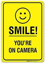 Smile On Camera