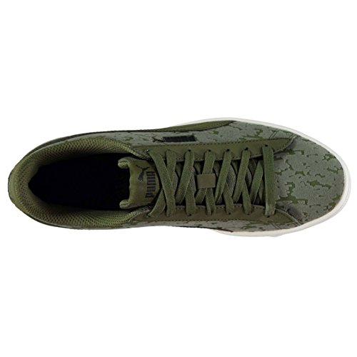 Chaussures Sneakers Vikky Baskets femme Officiel Olive pour Puma Baskets Sports F7HSdqwxzq