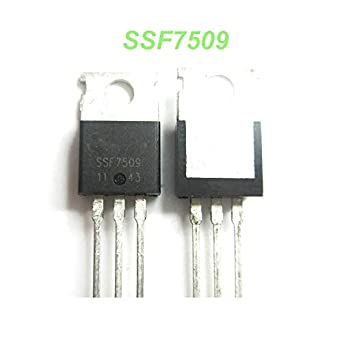 10PCS SSF7509 TO-220