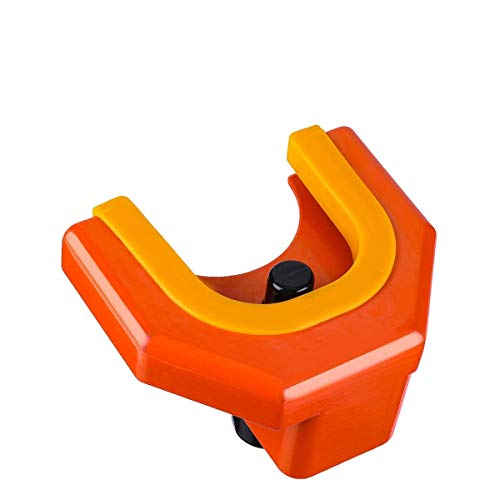 (Audew Trailer Lock,Coupler Lock Universal Size Fits 1-7/8'', 2'', and 2-5/16'' Couplers)
