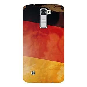 "Disagu Design Protective Case para LG K7 Funda Cover ""Deutschland"""