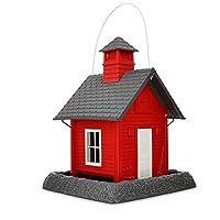 Colección North Village Village alrededor de Town-Birdfeeder-School House