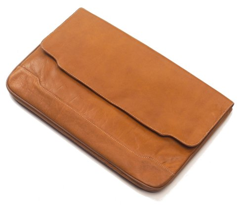 Tuscan Document Portfolio in Tan Customize: Yes by Clava Leather
