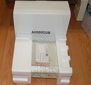 advent subwoofer model av009sub speaker system. Black Bedroom Furniture Sets. Home Design Ideas