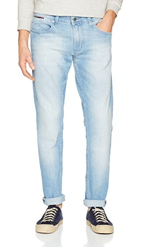 Light Blue Jeans Comfort berry Tapered Tommy Blu 911 Straight Original Uomo jeans Belb Ronnie qXPvxC