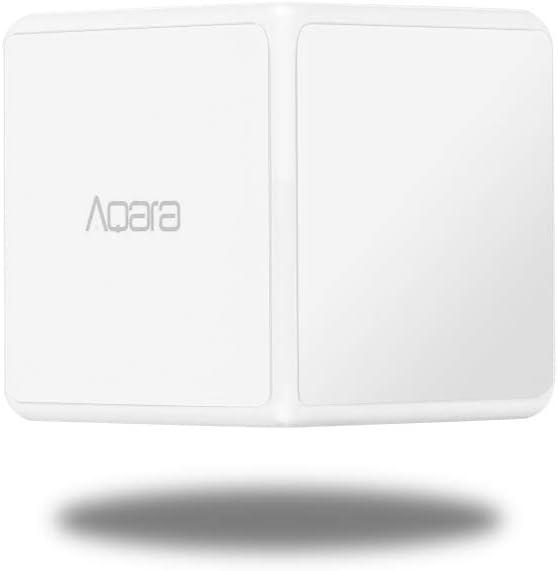 Chengjun Controlador cubo mágico para Aqara Seis Acciones de control para el hogar inteligente de dispositivos con Mijia Home App