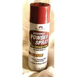 Antifungal Powder Spray for Athlete's Foot