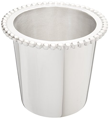 Mariposa Pearled Ice Bucket by Mariposa
