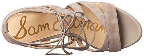 Sam Edelman Yardley Donna US 10 Beige Sandalo