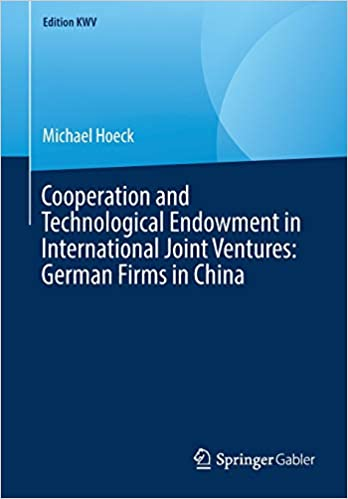 china joint venture policy